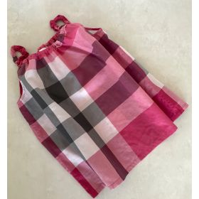 BLUSA CROPPED BURBERRY KIDS - 4 ANOS