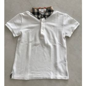 CAMISETA POLO BURBERRY - 3 ANOS